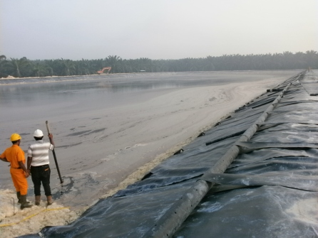 proyek biogas sawit